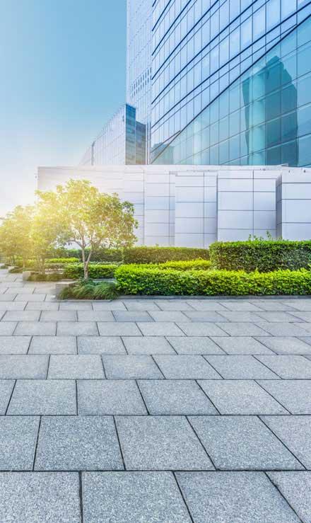 Ubiquitous Landscape Solutions Hardscapes