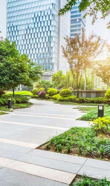 Ubiquitous Landscape Solutions Commercial Landscaping