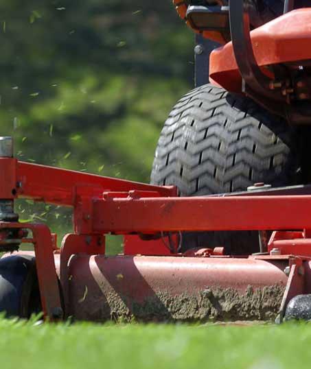 Ubiquitous Landscape Solutions Commercial Lawn Mowing