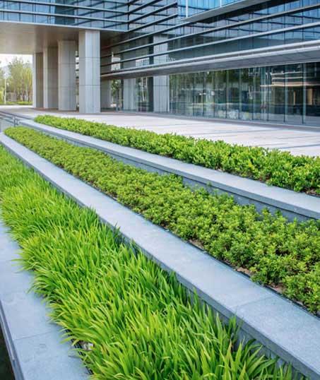 Ubiquitous Landscape Solutions Retaining Walls