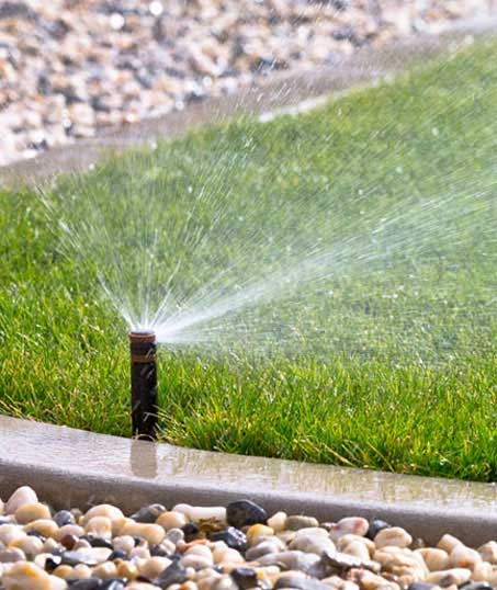 Ubiquitous Landscape Solutions Sprinkler System Repairs