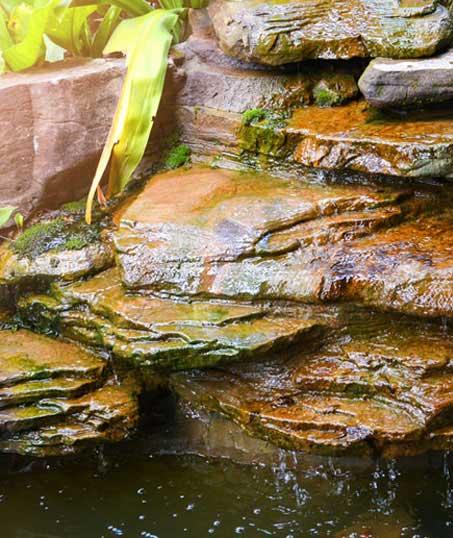 Ubiquitous Landscape Solutions Commercial Water Features