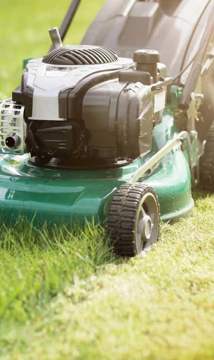 Ubiquitous Landscape Solutions Residential Lawn Mowing
